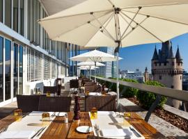 Hotel photo: Fleming's Deluxe Hotel Frankfurt City