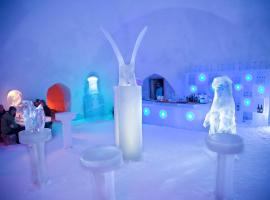 Hotel Photo: Snowman World Igloo Hotel