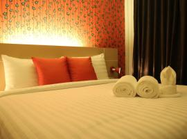 Pakdee Bed and Breakfast Bangkok Thailand