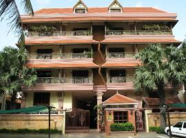 A picture of the hotel: Palm Palace Villa & Apartment