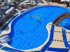 Diamond Hill Resort Hotel Alanya Turkey