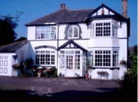 Hotel near Birmingham airport : The White House Quality B&B Near Bham Nec/Airport