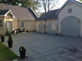 Hotel near Edinburgh airport : Kellerstain Stables B & B