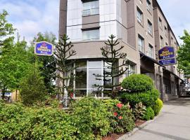 Best Western Plus Uptown Hotel Vancouver Canada