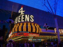 Four Queens Hotel and Casino Las Vegas USA