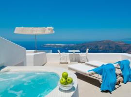 A picture of the hotel: White Santorini Suites & Spa