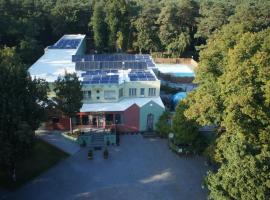 Hotel Photo: Hotel and Chaletpark Fauwater