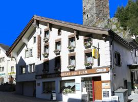 Gasthaus Pension zum Turm Hospental Switzerland