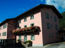 Pension Gletscherblick Fulpmes Austria
