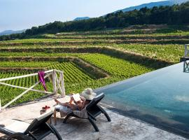 Wine Resort Villagrande Milo Italy