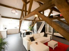A picture of the hotel: Kookpuntloft