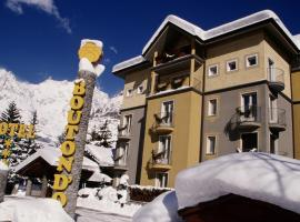 Hotel Photo: Hotel Bouton d'Or - Courmayeur