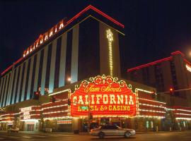 California Hotel and Casino Las Vegas United States