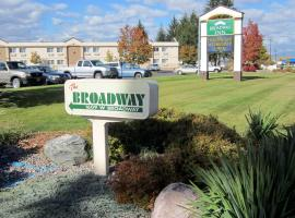 Broadway Inn Conference Center Missoula United States