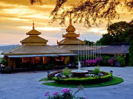 Hotel Photo: Bagan Thiripyitsaya Sanctuary Resort