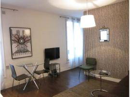 Appartement Paris Cocoon Charonne Voltaire Paris France