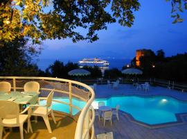 Camping Nube D'Argento Sorrento Italy