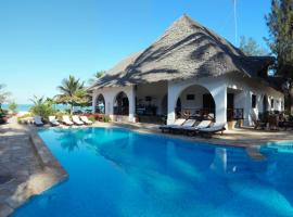 Next Paradise Boutique Resort Pwani Mchangani Tansania