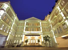 Hotel near Malacca: The Sterling Boutique Hotel Melaka