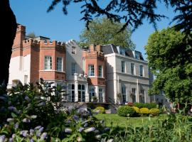 Hotel Photo: Taplow House Hotel & Restaurant