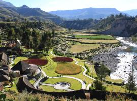 Colca Lodge Spa & Hot Springs Yanque Peru