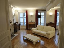 Appartement Moulin Rouge Paris France