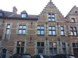 A picture of the hotel: Apart'hotel Le Dix