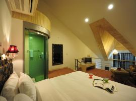 Hotel photo: Cheonan Metro Tourist Hotel