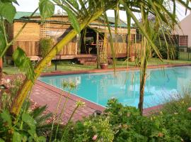 Hotel near Tembisa: The Rustic Deck