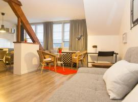 Hotel Photo: Appart Titanic Cherbourg Centre Port