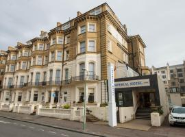 A picture of the hotel: The Imperial Hotel