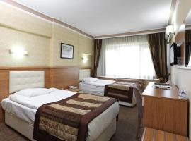 Baskent Hotel Ankara Turkey