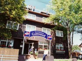 A picture of the hotel: Hotel and Restaurant Gartenstadt