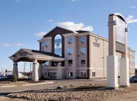 Hotel Photo: Canalta Hotel Tisdale