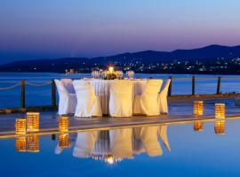 Poseidon Of Paros Resort & SPA Chrissi Akti Greece