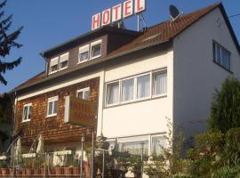 Hotel near Saarbrucken airport : Hotel Adam