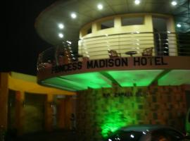 Princess Madison Hotel Angeles Filipine
