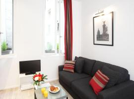 Luxury Junior Suite In Le Marais Paris France