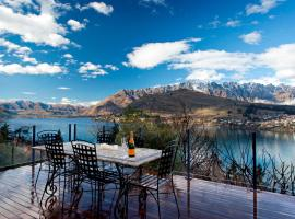 Amour Queenstown Boutique Holiday House Queenstown New Zealand