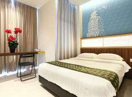 Hotel photo: Sri Enstek Hotel KLIA, KLIA 2 & F1