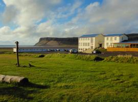 Hotel near Latrabjarg Bird Cliffs: Breidavík Guesthouse