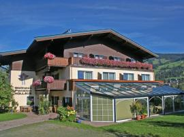 Wellness Pension Hollaus Kirchberg in Tirol Rakousko