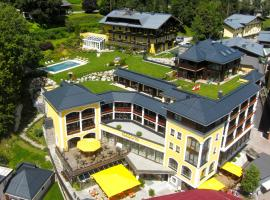 Hotel Photo: Hotel Saalbacher Hof