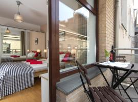 Madison Serviced Apartments Budapest Ungheria