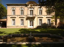 Hotel photo: Chateau du Puits Es Pratx