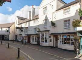 Hotel Photo: Vine Hotel by Marston's Inns