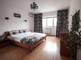 Next Apartments Coposu Bucharest Romania