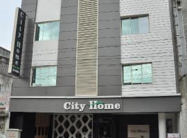 A picture of the hotel: City Home