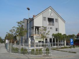 Apartments and Rooms Oliviers Moravske-Toplice Slovenia