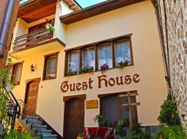 Palyongov Guest House Chepelare Bulgarien